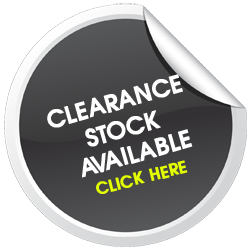 Clearance Stock Available